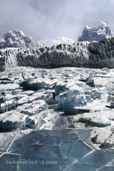 קרחונים