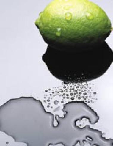 לימון ומים