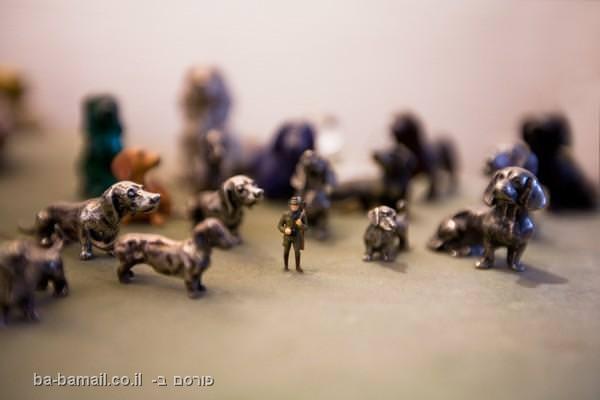 הנפשת בובות פלסטיק - אומנות מדהימה