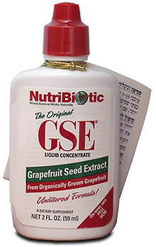 GSE - תמצית זרעי אשכוליות