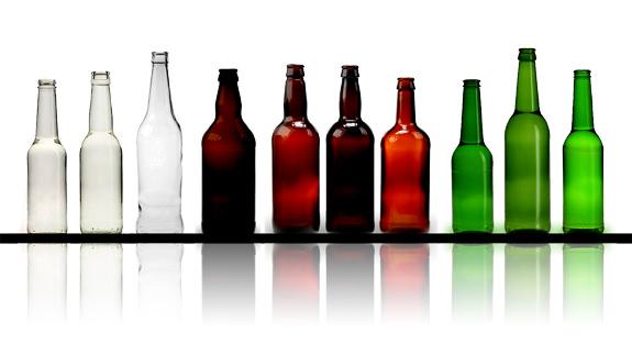 בקבוקי בירה