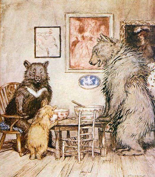 שלושת הדובים