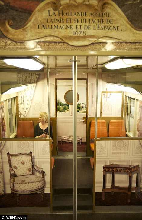the versai palace subway