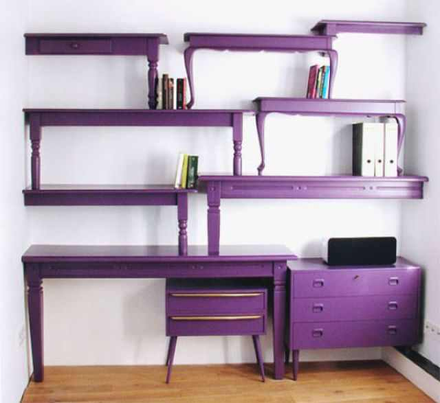 Creative Furniture Ideas Part - 38: Recycled Furniture