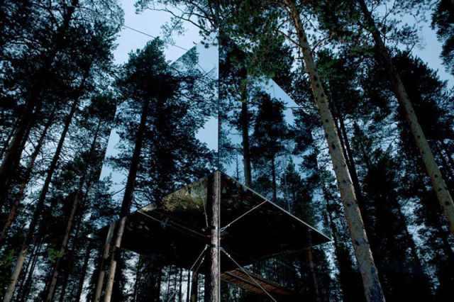 Swedish nature hotel