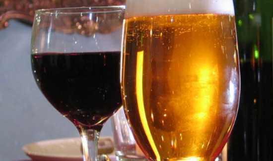 עובדות מעניינות על יין ובירה