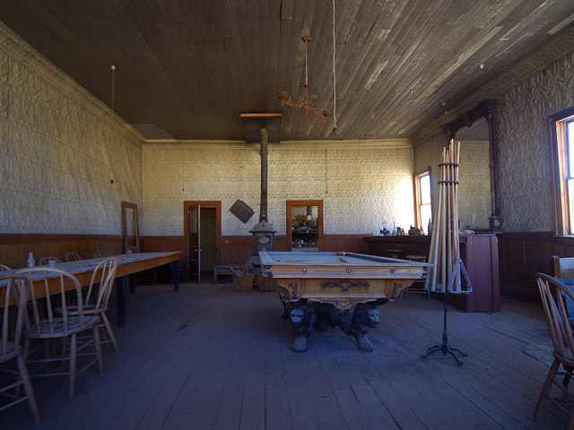 deserted spaces photo