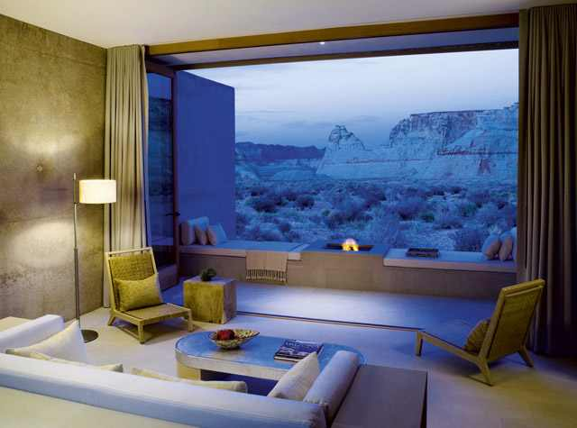 Amazingly designed rooms