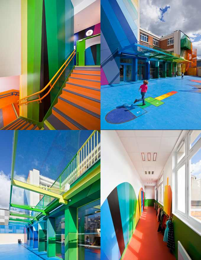 The most beautiful kindergardens