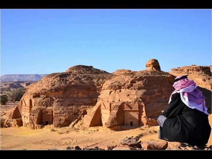 פטרה בערב הסעודית