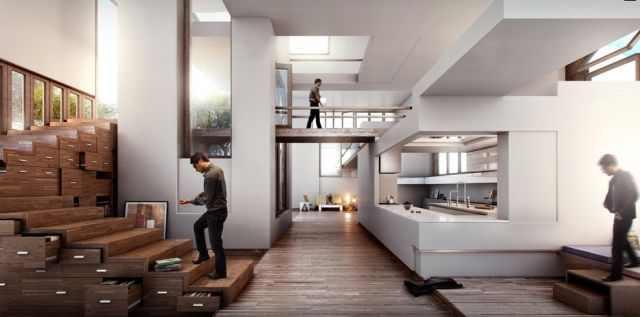 בתים מהחלומות שקיימים במציאות!