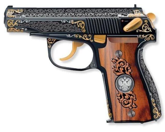 beautiful guns