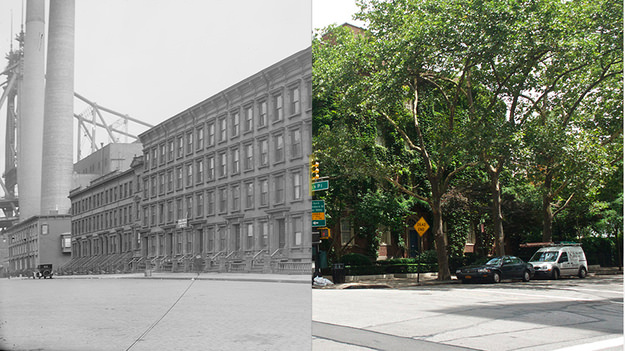 new york past and present