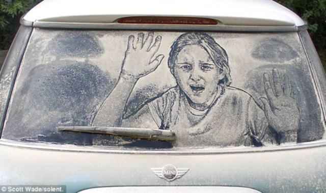 dust art